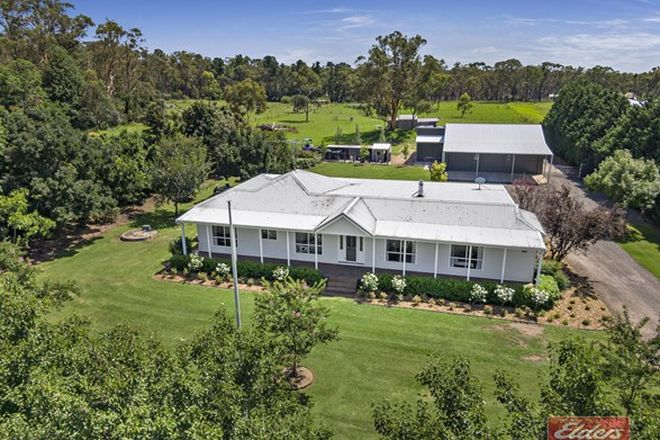 Picture of 254 BARGO RIVER ROAD, COURIDJAH NSW 2571