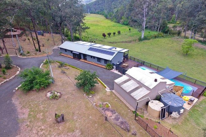 Picture of 421 Upper Macdonald Rd, ST ALBANS NSW 2775