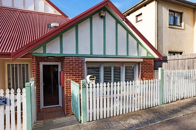 Picture of 2A Devonshire Street, CROWS NEST NSW 2065