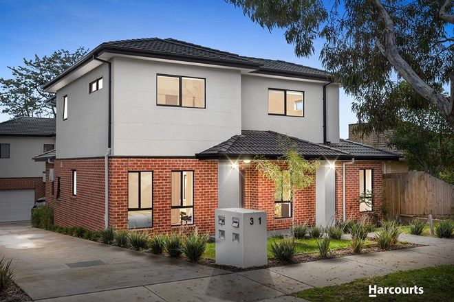 Picture of 1/31 Silver Ash Avenue, ASHWOOD VIC 3147