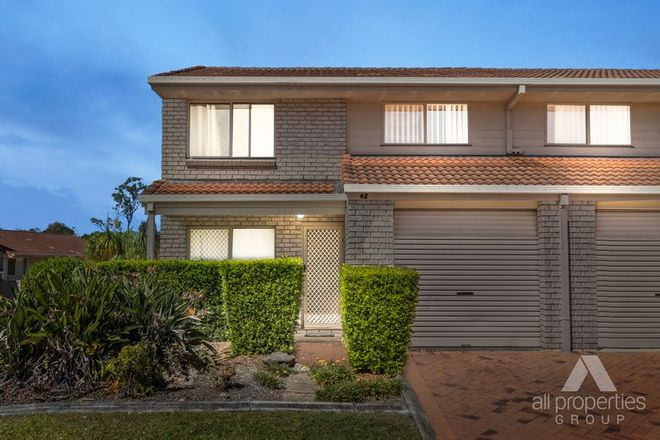 Picture of 48/110 Johnson Road, HILLCREST QLD 4118