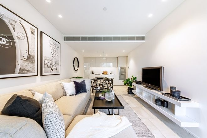 Picture of 704/8 Central Park Ave, CHIPPENDALE NSW 2008
