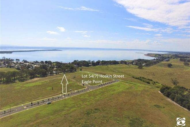 Picture of Lot 54, 7 Hoskin Street, EAGLE POINT VIC 3878