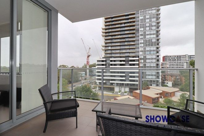 Picture of 809/1 Saunders Close, MACQUARIE PARK NSW 2113
