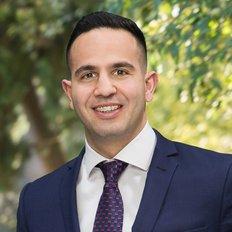 Andrew Koulaouzos, Sales representative