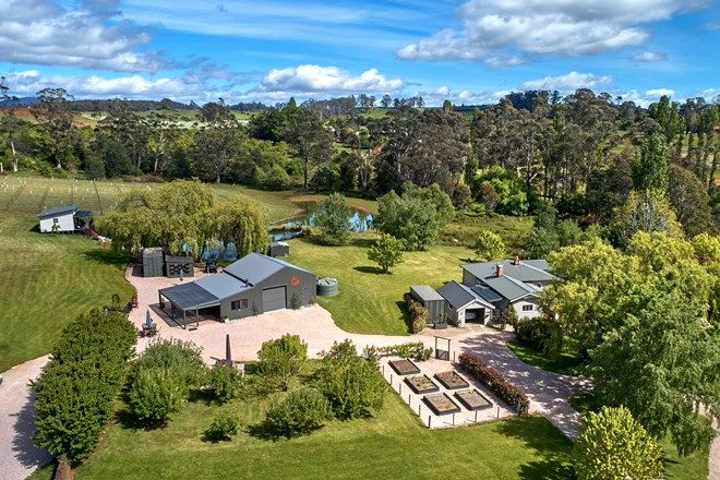 Picture of 46 Montana Road, Red Hills, DELORAINE TAS 7304