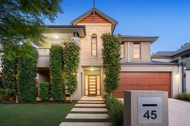 Picture of 45 Spiderlily Mews, KARRINYUP WA 6018