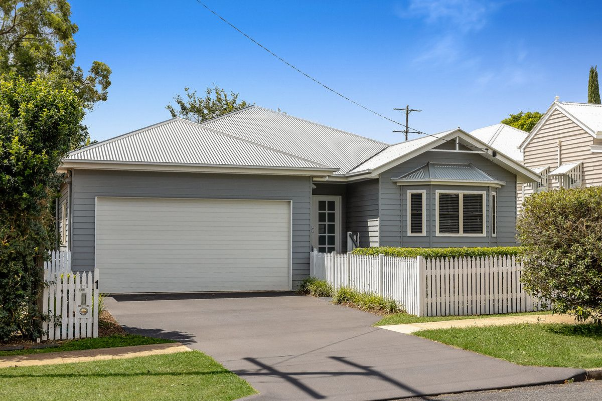 1 Lilley Street, East Toowoomba QLD 4350, Image 0