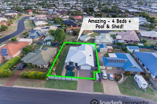Picture of 33 Seymore Ave, KALKIE QLD 4670