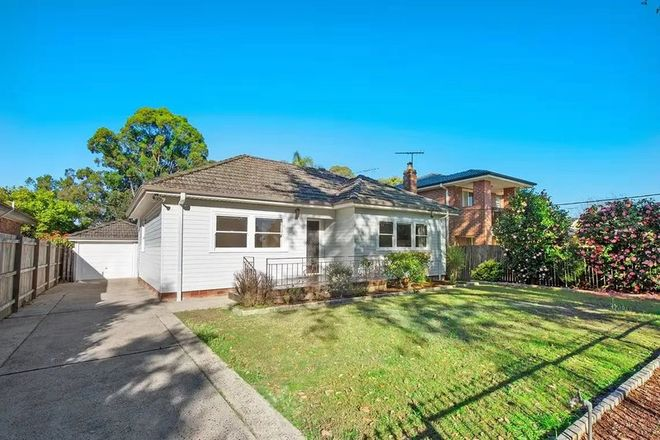 Picture of 9 Hall Road, HORNSBY NSW 2077