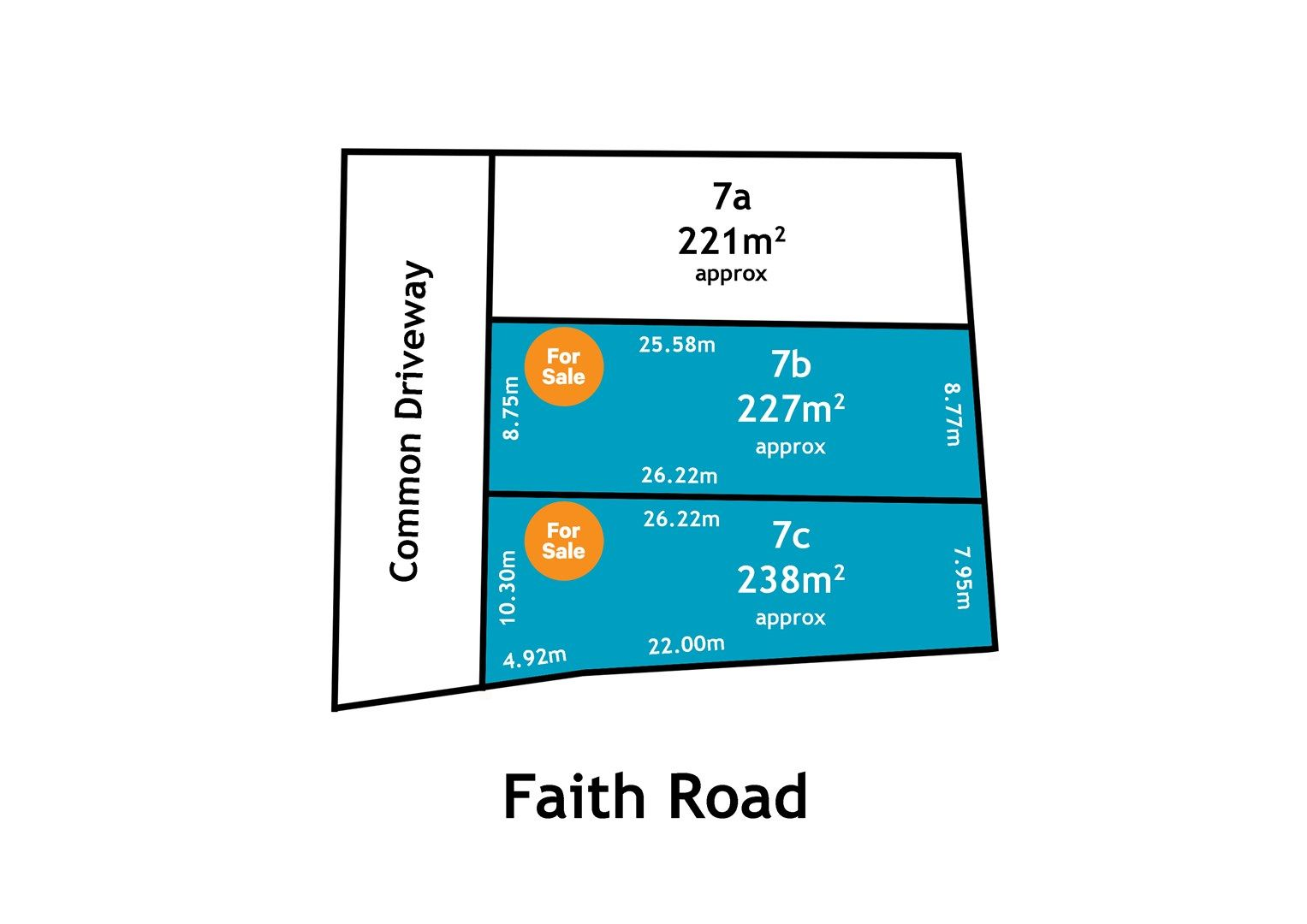 7b & 7c Faith  Road, Davoren Park SA 5113, Image 0