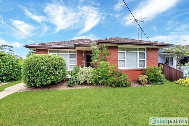 Picture of 13 Brabyn Street, WINDSOR NSW 2756