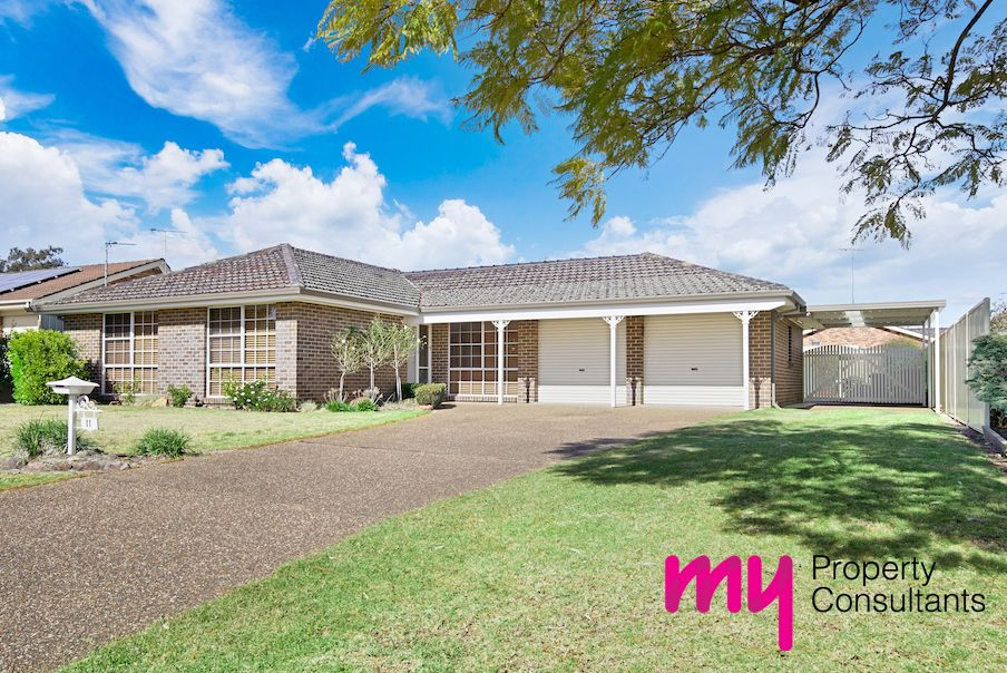 11 Cranfield Place, Camden South NSW 2570, Image 0