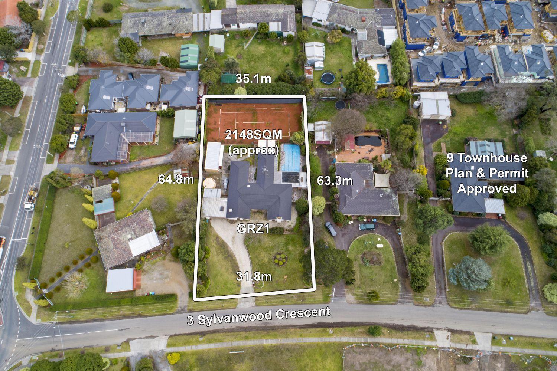 3 Sylvanwood Crescent, Narre Warren VIC 3805, Image 0