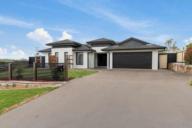 Picture of 4 Muller Court, FLINDERS VIEW QLD 4305