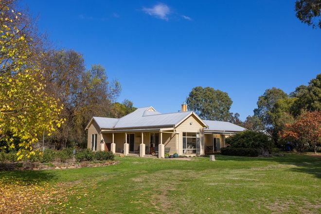 Picture of 145 Perns Lane, ENGLEFIELD VIC 3407