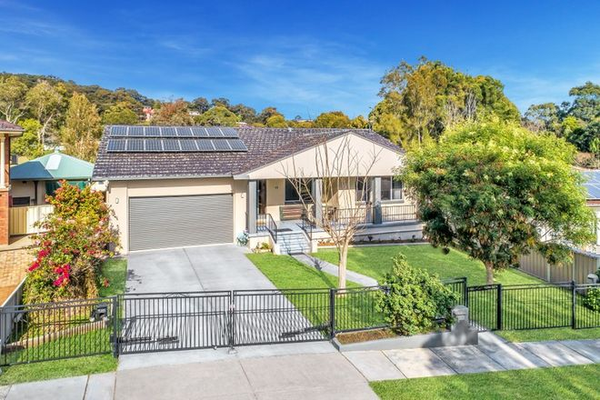 Picture of 23 Edison Street, ADAMSTOWN HEIGHTS NSW 2289