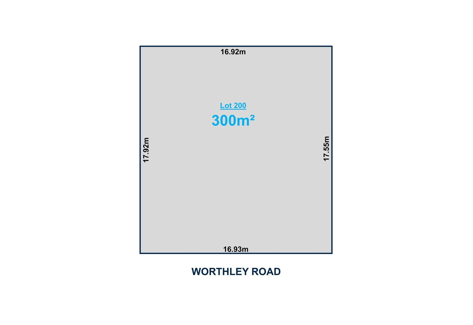 Lot 200 Worthley Road, Findon SA 5023, Image 0