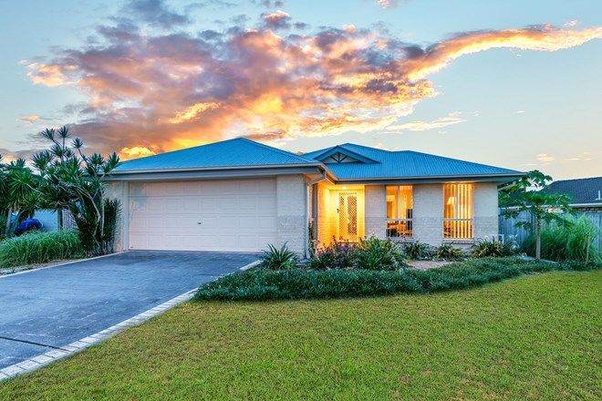 Picture of 9 Lake Wivenhoe Ct, LOGAN RESERVE QLD 4133