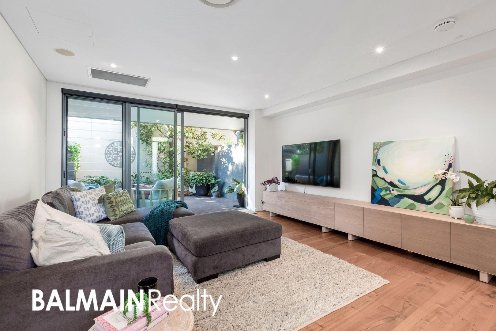 4/40 Evans Street, Balmain NSW 2041, Image 1