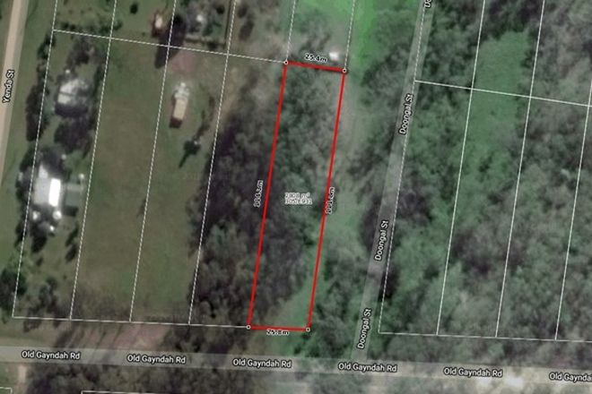 Picture of Lot 305 Musket Flat Rd, DOONGUL QLD 4620