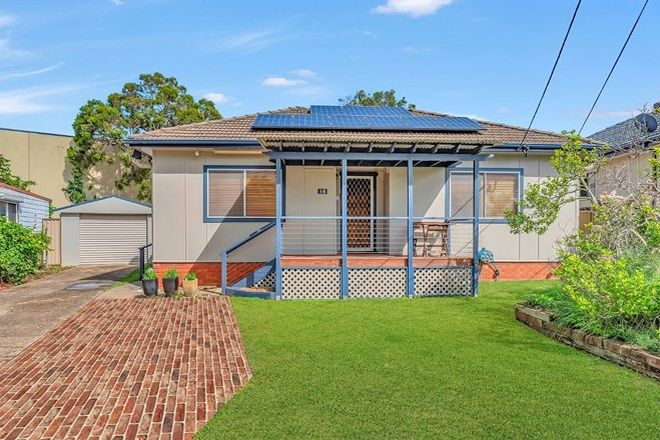 Picture of 38 Dan Crescent, LANSVALE NSW 2166