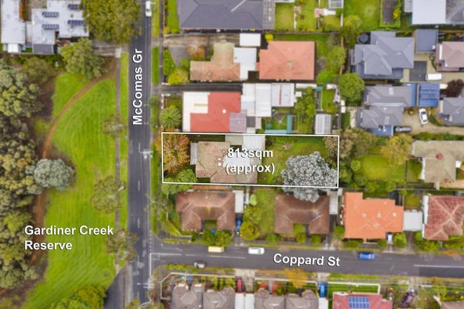 Picture of 21 Mccomas Grove, BURWOOD VIC 3125