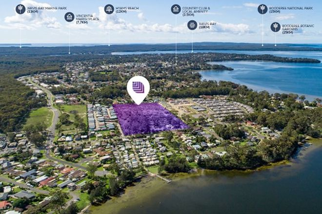 Picture of Lot 42 Rinanna Place, ST GEORGES BASIN NSW 2540