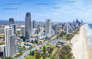 Picture of 3,12 & 17/171 Old Burleigh Road, Broadbeach QLD 4218