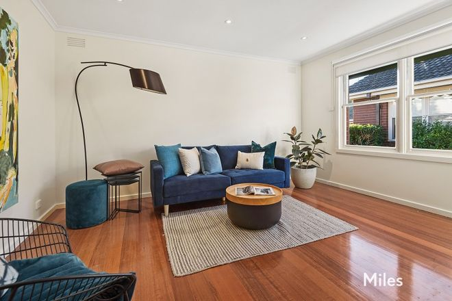 Picture of 1/12 Athelstane Grove, IVANHOE VIC 3079