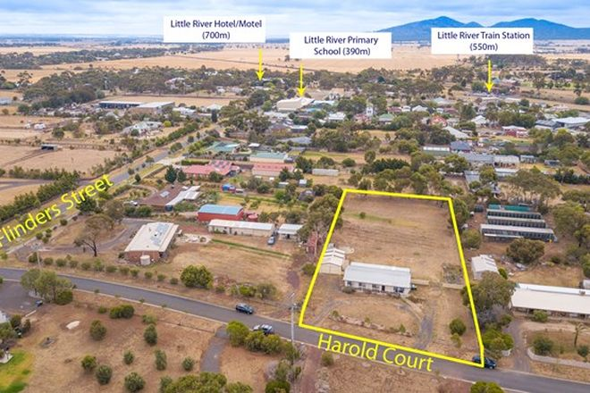 Picture of 1 Harold Court, LITTLE RIVER VIC 3211