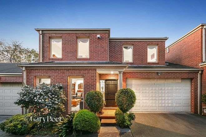 Picture of 3/51 Begonia Road, GARDENVALE VIC 3185