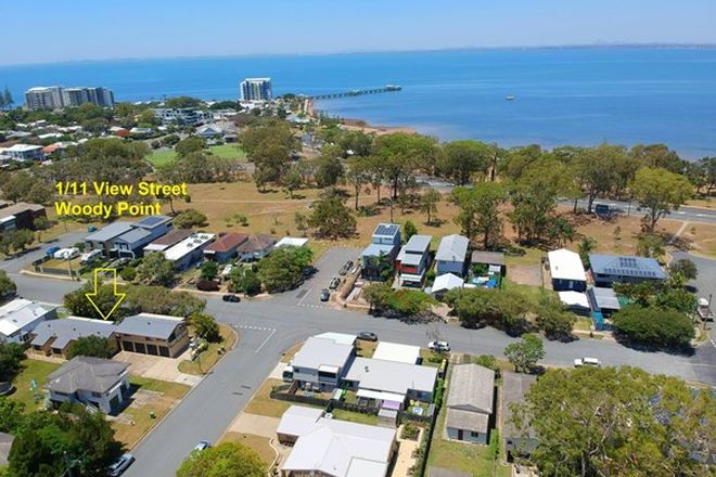 Picture of Unit 1/11 View St, WOODY POINT QLD 4019