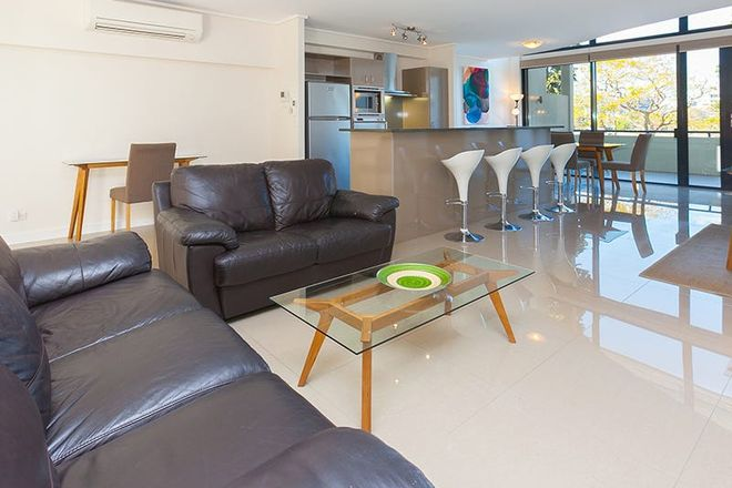 Picture of 3/9 Sylvan Road, TOOWONG QLD 4066