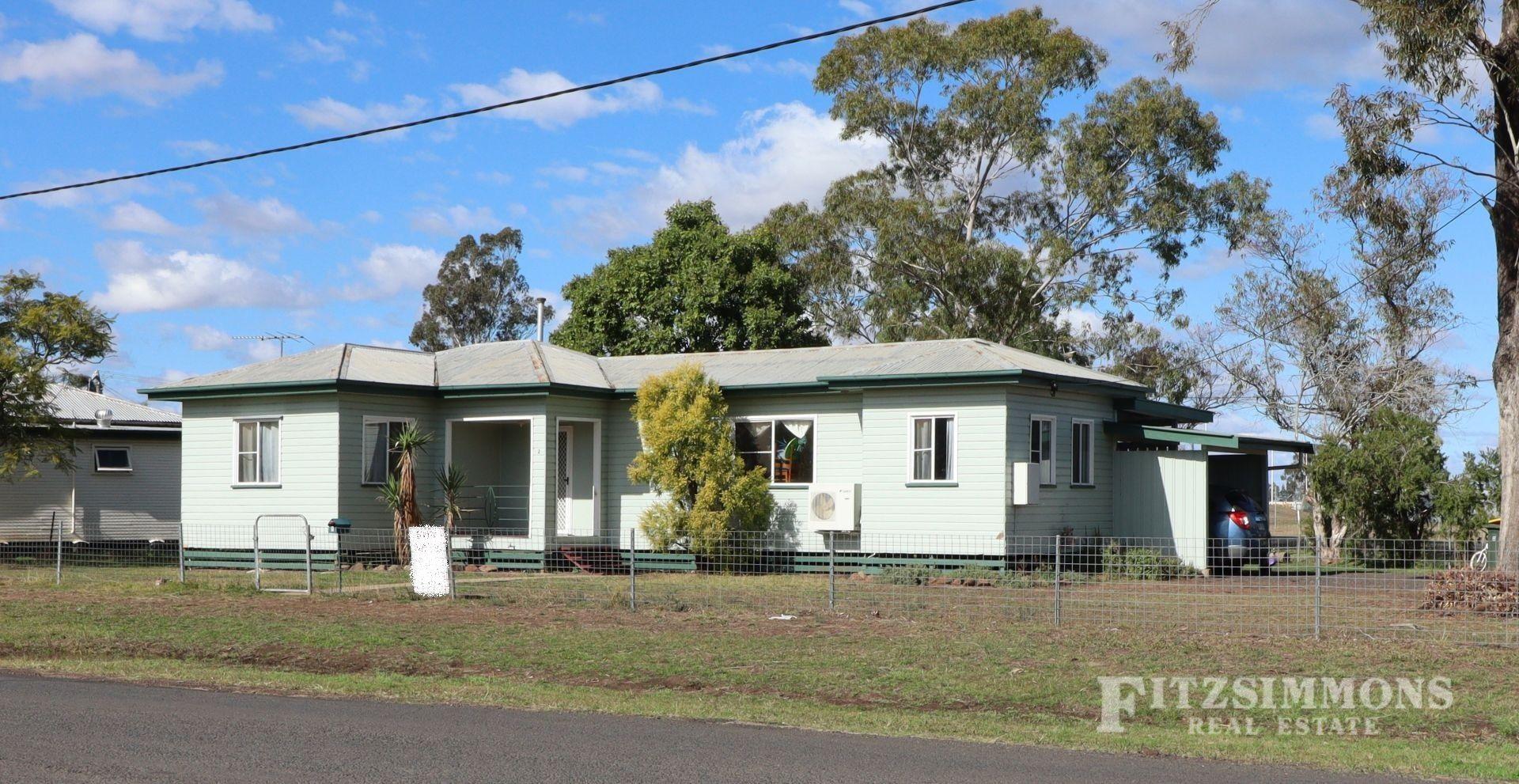 2 Blaxland Road, Dalby QLD 4405, Image 0