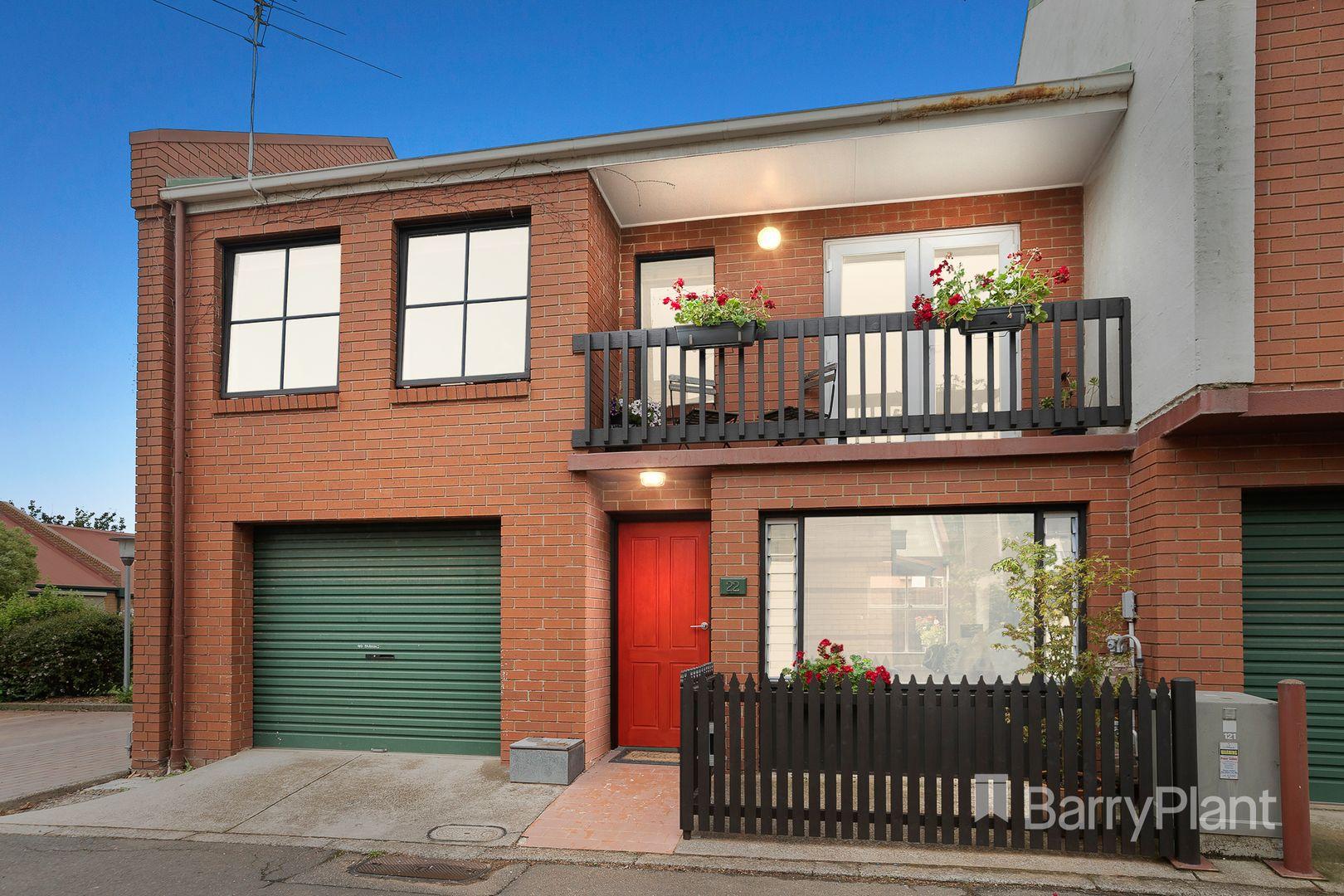 22 Bradfield Lane, Kensington VIC 3031, Image 0
