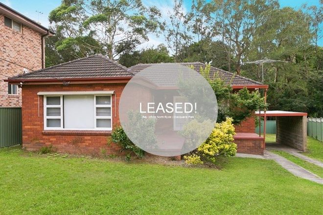 Picture of 7 Conrad Street, NORTH RYDE NSW 2113