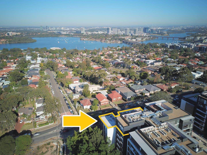 E608/245 Morrison Road, Ryde NSW 2112, Image 0