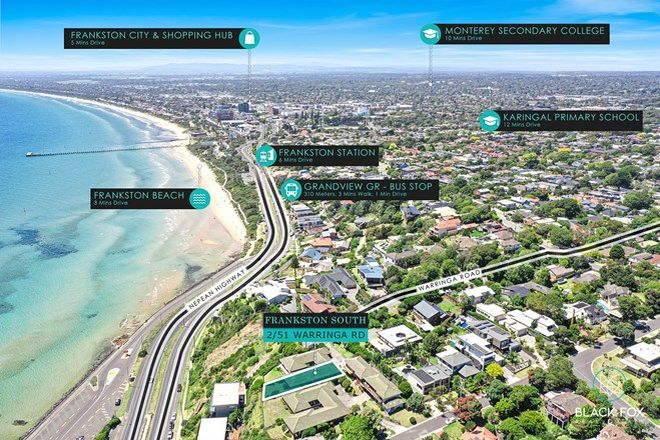Picture of 2/51 Warringa Road, FRANKSTON SOUTH VIC 3199