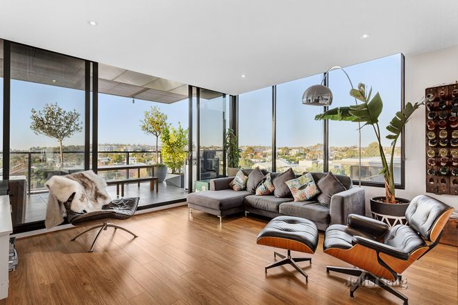 Picture of 405/9 Griffiths Street, RICHMOND VIC 3121