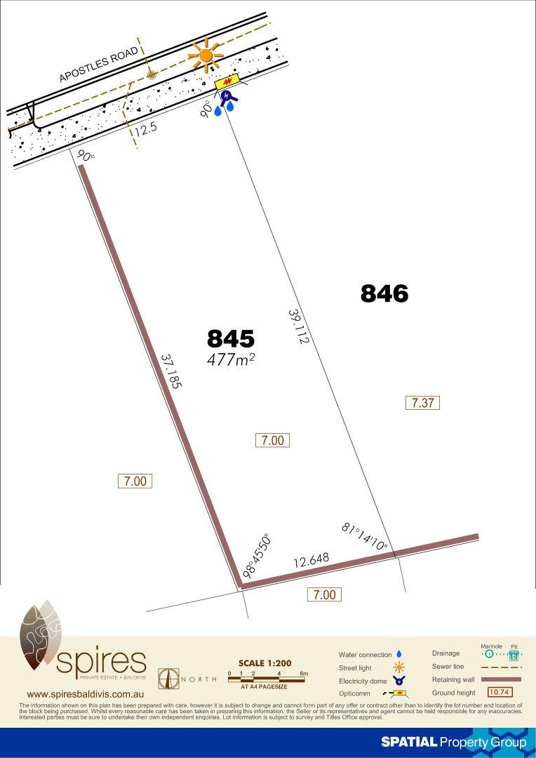 Lot 845 Apostles Road, Baldivis WA 6171, Image 1
