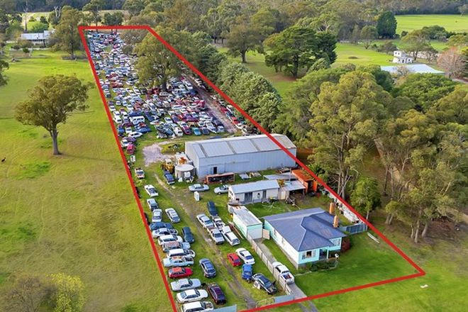 Picture of 271 South Gippsland Highway, YARRAM VIC 3971