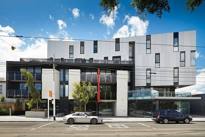 Picture of 205/81 Riversdale Road, HAWTHORN VIC 3122