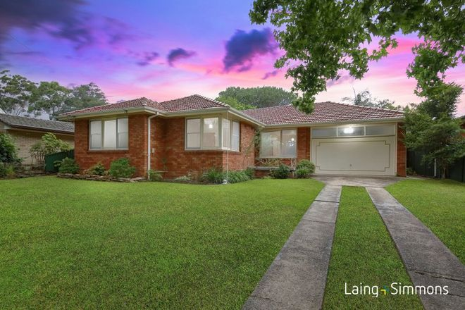 Picture of 62 Laurence Street, PENNANT HILLS NSW 2120