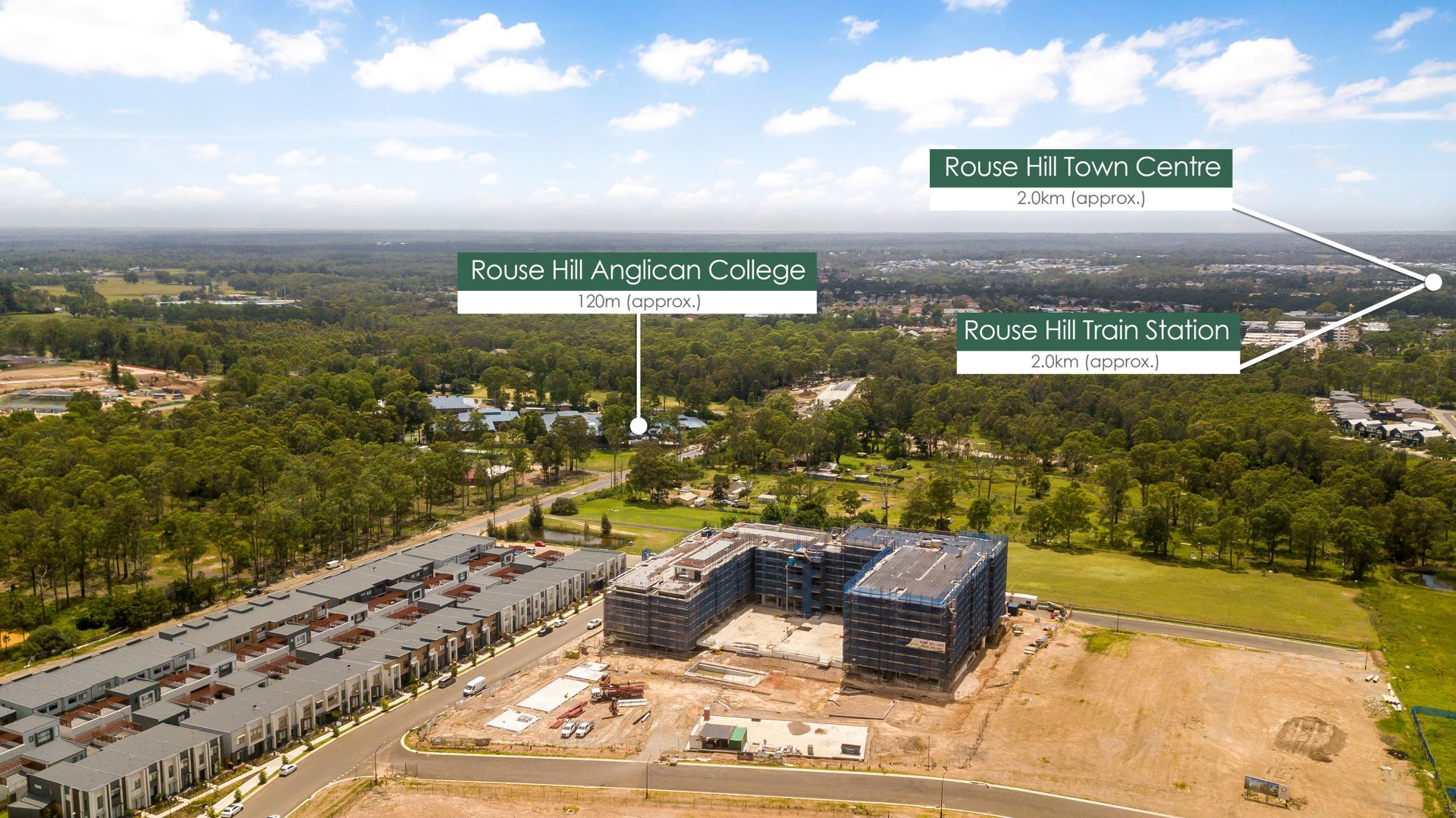 B408/60 Cudgegong Road, Rouse Hill NSW 2155, Image 2