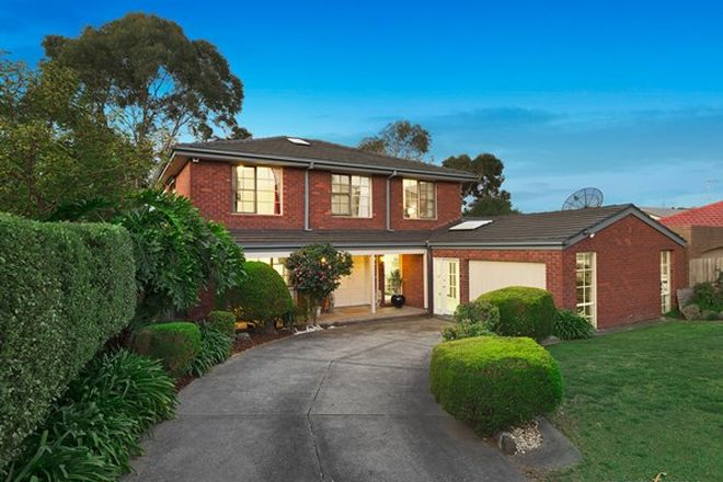 Picture of 2 Margot Avenue, DONCASTER VIC 3108