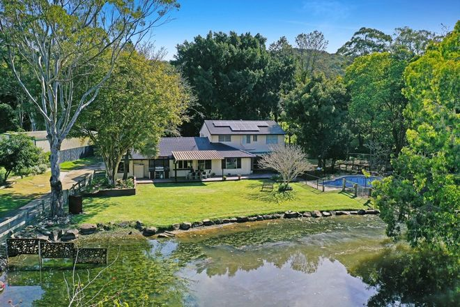 Picture of 406 Tallebudgera Creek Road, TALLEBUDGERA VALLEY QLD 4228