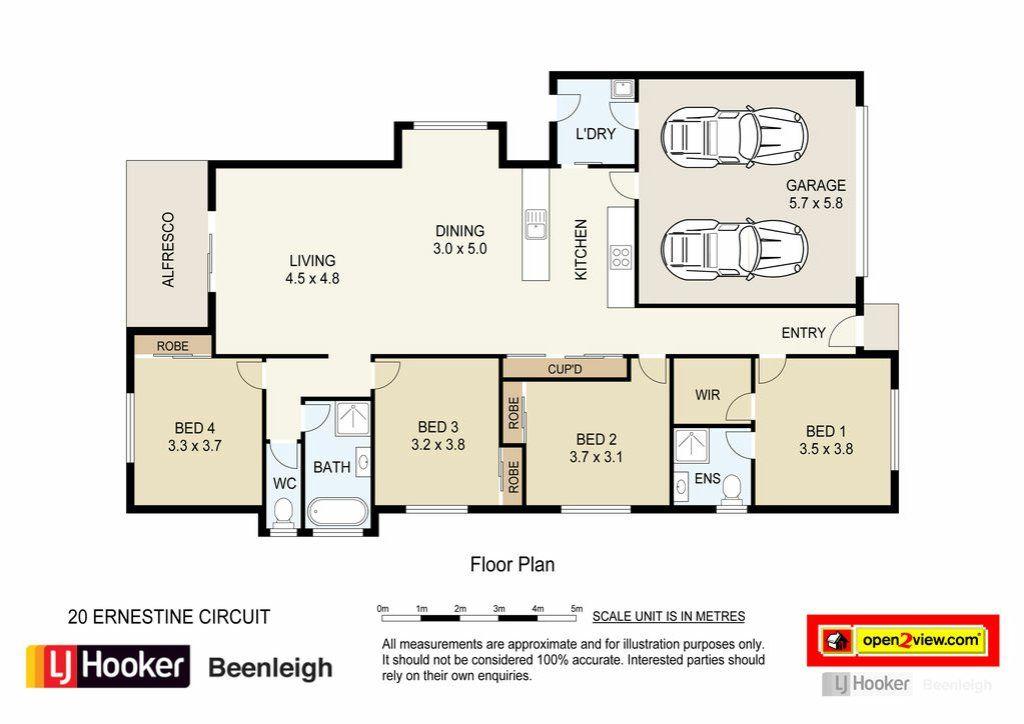 20 Ernestine Circuit, Eagleby QLD 4207, Image 1