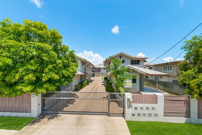 Picture of 3/37 Latchford Street, PIMLICO QLD 4812