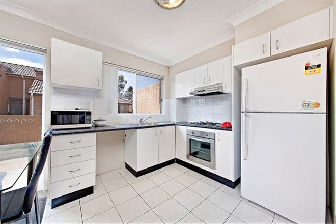 Picture of 18/101 Arthur Street, HOMEBUSH WEST NSW 2140